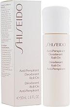 Духи, Парфюмерия, косметика Дезодорант - Shiseido Anti-Perspirant Deodorant Roll-On