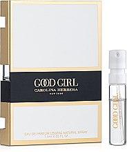 Парфумерія, косметика Carolina Herrera Good Girl Legere - Парфумована вода (пробник)