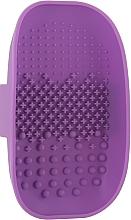 Духи, Парфюмерия, косметика Силиконовый коврик для очищения кистей - WoBs Makeup Brush Cleaning Mat