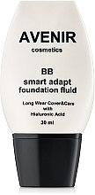 Духи, Парфюмерия, косметика Тональная ВВ основа - Avenir Cosmetics BB Smart Adapt Foundation Fluid