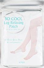 Духи, Парфюмерия, косметика Охлаждающий пластырь для ног - A'pieu So Cool Leg Relaxing Patch