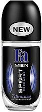 Духи, Парфюмерия, косметика Антиперспирант роликовый - Fa Men Sport Recharge Anti-Perspirant