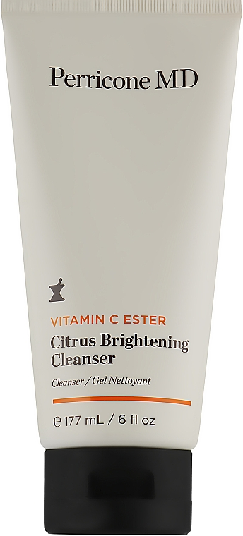 Гель для умывания - Perricone MD Vitamin C Ester Citrus Brightening Cleanser