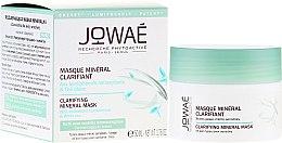 Духи, Парфюмерия, косметика Освежающая минеральная маска для чувствительной кожи - Jowae Masque Clarifying Mineral Mask