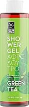 """Духи, Парфюмерия, косметика Гель для душа """"Зеленый чай"""" - Bodyfarm Green Tea Shower Gel"""