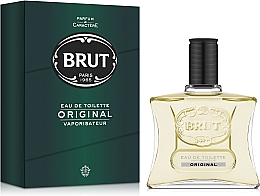 Духи, Парфюмерия, косметика Brut Parfums Prestige Original - Туалетная вода (тестер с крышечкой)