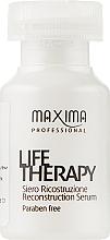 Духи, Парфюмерия, косметика Восстанавливающая сыворотка для очень поврежденных волос - Maxima Life Therapy Reconstruction Serum