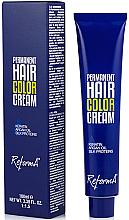 Духи, Парфюмерия, косметика УЦЕНКА Краска для волос - ReformA Permanent Hair Color Cream *