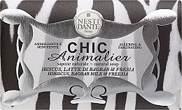 "Духи, Парфюмерия, косметика Мыло ""Белый Тигр"" - Nesti Dante Chic Animalier Soap"