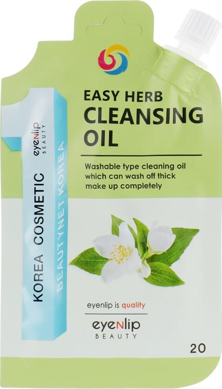 Гидрофильное масло - Eyenlip Easy Herb Cleansing Oil