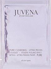 Духи, Парфюмерия, косметика Подтягивающая пилинг-пудра для чувствительной кожи - Juvena Pure Cleansing Lifting Peeling Powder (пробник)