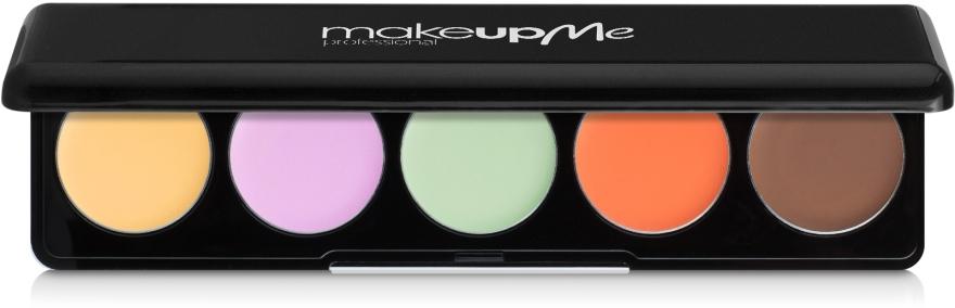 Компактный набор жидких корректоров 5 цветов, FG5-1 - Make Up Me