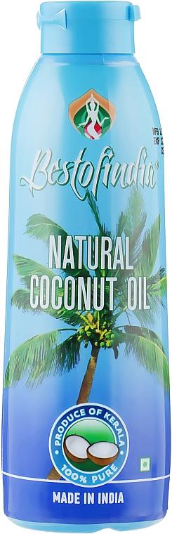 Кокосовое масло из Кералы натуральное для волос и тела - Bestofindia Natural Coconut Oil