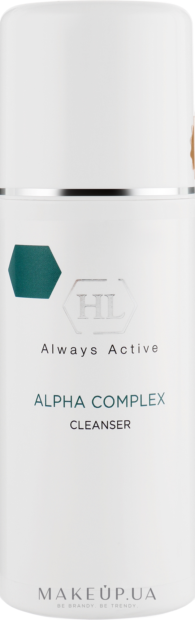 Очисник для обличчя - Holy Land Cosmetics Alpha Complex Cleanser — фото 250ml