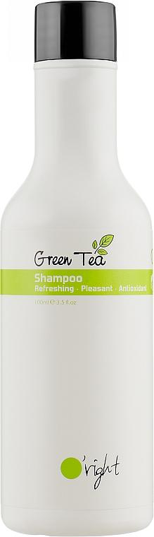 """Шампунь """"Зеленый чай"""" - O'right Green Tea Shampoo"""
