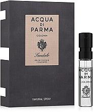 Духи, Парфюмерия, косметика Acqua di Parma Colonia Sandalo Concentree - Одеколон (пробник)