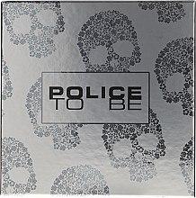 Духи, Парфюмерия, косметика Police To Be Women - Набор (edp/75ml + b/lot/100ml)