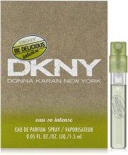 Духи, Парфюмерия, косметика Donna Karan DKNY Be Delicious Eau so Intense - Парфюмированная вода (пробник)