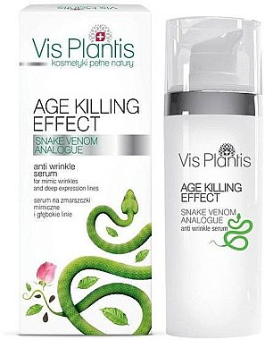 Сыворотка для лица - Vis Plantis Age Killing Effect Anti Wrinkle Serum