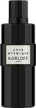 Духи, Парфюмерия, косметика Korloff Paris Cuir Mythique - Парфюмированная вода (тестер с крышечкой)