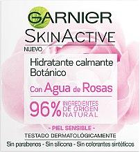 Духи, Парфюмерия, косметика Успокаивающий увлажняющий крем - Garnier Skin Active Botanic Soothing Moisturizing Cream