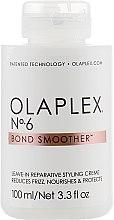 Парфумерія, косметика Відновлювальний крем для укладання волосся - Olaplex Bond Smoother Reparative Styling Creme No. 6