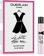 Guerlain La Petite Robe Noire Ma Robe Velours - Парфюмированная вода (пробник) — фото N1