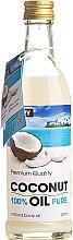 Рафинированное кокосовое масло - Hillary Premium Quality Coconut Oil — фото N1