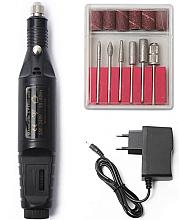 Духи, Парфюмерия, косметика Фрезер-ручка для маникюра, черная - Avenir Cosmetics Variable Speed Rotary Detail Carver