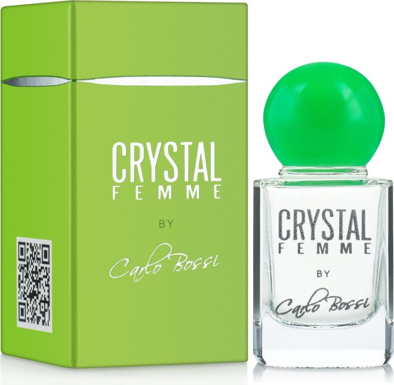 Carlo Bossi Crystal Femme Green - Парфюмированная вода (мини)