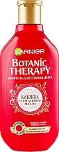 """Шампунь для окрашенных волос """"Клюква и аргановое масло"""" - Garnier Botanic Therapy — фото N3"""