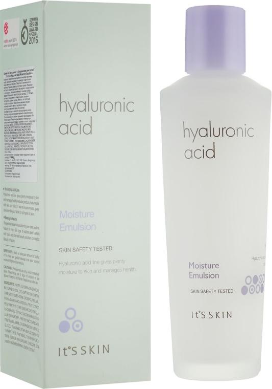 Увлажняющая эмульсия с гиалуроновой кислотой - It's Skin Hyaluronic Acid Moisture Emulsion