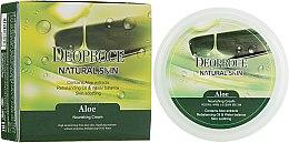 Духи, Парфюмерия, косметика Антивозрастной регенерирующий крем для лица с экстрактом алоэ - Deoproce Natural Skin Aloe Nourishing Cream