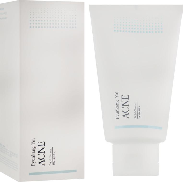 Пенка для чувствительной и проблемной кожи - Pyunkang Yul Acne Facial Cleanser