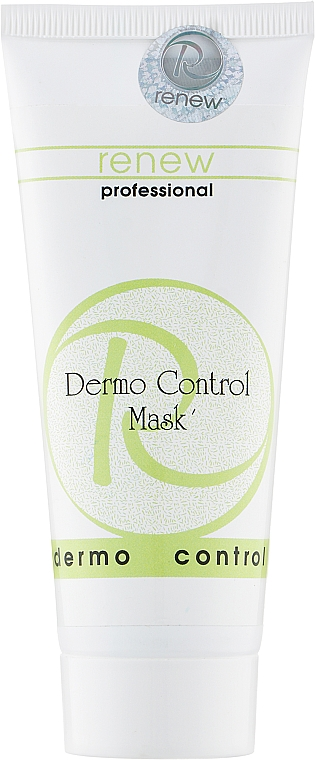 Маска для жирной и проблемной кожи лица - Renew Dermo Control Mask