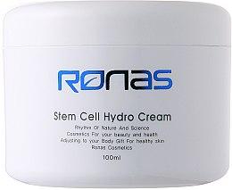Духи, Парфюмерия, косметика Увлажняющий крем на основе стволовых клеток - Ronas Stem Cell Hydro Cream