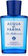 Духи, Парфюмерия, косметика Acqua di Parma Blu Mediterraneo Ginepro di Sardegna - Туалетная вода (тестер с крышечкой)