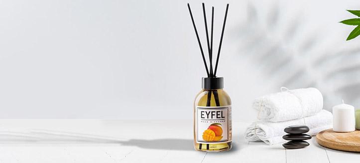 Скидка 20% на весь ассортимент Eyfel Perfume. Цены на сайте указаны с учетом скидки
