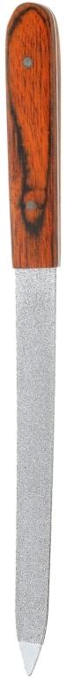 Пилочка для ногтей, маленькая, дерево 561-6 - Элита