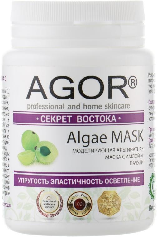 """Альгинатная маска """"Секрет востока"""" - Agor Algae Mask"""
