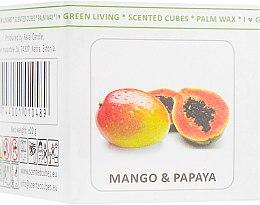 """Духи, Парфюмерия, косметика Аромакубики """"Манго и папайя"""" - Scented Cubes Mango & papaya"""