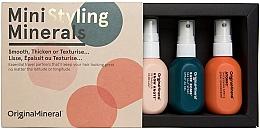Духи, Парфюмерия, косметика Набор - Original & Mineral Mini Styling Kit (h/spray/50ml + h/spray/50ml + h/spray/50ml)
