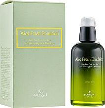 Парфумерія, косметика Ультразволожувальна емульсія з екстрактом алое вера  - The Skin House Aloe Fresh Emulsion