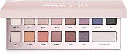 Духи, Парфюмерия, косметика Палетка теней - It Cosmetics Naturally Pretty Matte Luxe Transforming Eyeshadow Palette