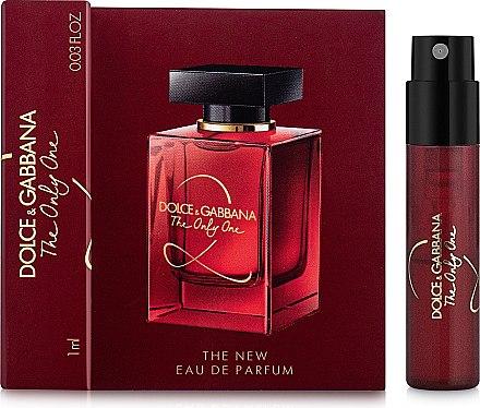 Dolce&Gabbana The Only One 2 - Парфюмированная вода (пробник)