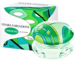 Духи, Парфюмерия, косметика Emilio Pucci Vivara Variazioni Verde - Туалетная вода