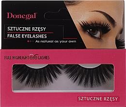 Духи, Парфюмерия, косметика Накладные ресницы, 4470 - Donegal Eyelashes With Glue
