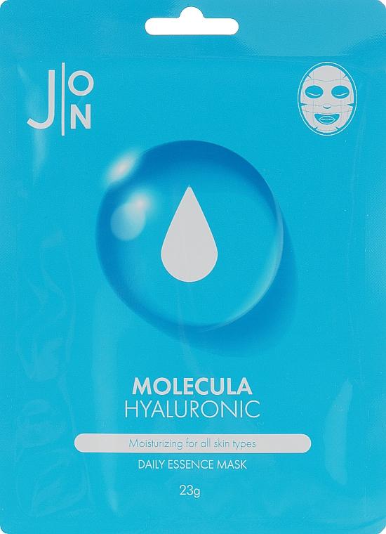 Тканевая маска с гиалуроновой кислотой - J:ON Hyaluronic Acid Daily Mask Sheet
