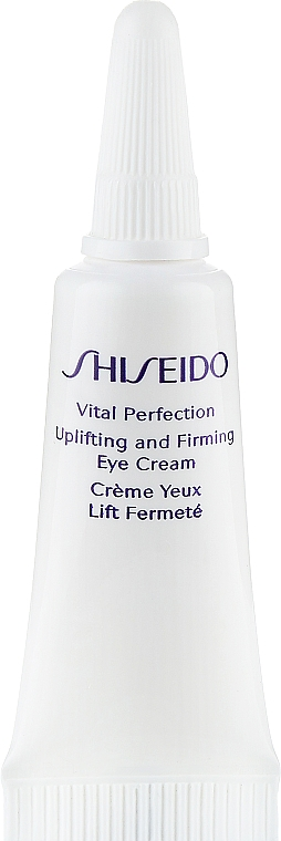 Антивозрастной крем для кожи вокруг глаз - Shiseido Vital Perfection Uplifting and Firming Eye Cream (пробник)