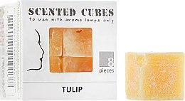 """Духи, Парфюмерия, косметика Аромакубики """"Тюльпан"""" - Scented Cubes Tulip Candle"""